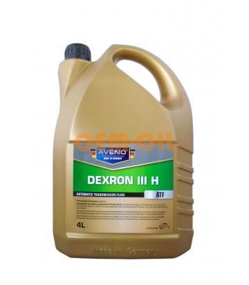 Трансмиссионное масло AVENO ATF Dexron IIIH (4л)