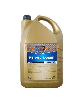 Моторное масло AVENO FS WIV-Combi SAE 5W-30 (5л)