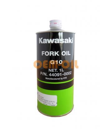 Вилочное масло KAWASAKI Fork Oil G10 SAE 10W (1л)