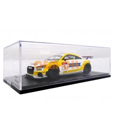 Фирменная модель машинки RAVENOL® AUDI TT Cup 1:43