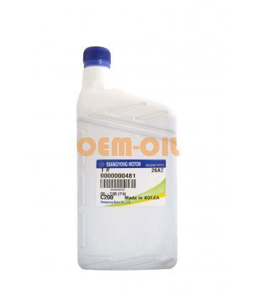 Трансмиссионное масло SSANGYONG OIL-T/M (1л)