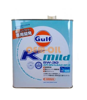 Моторное масло GULF K Mild SAE 5W-30 (3л)