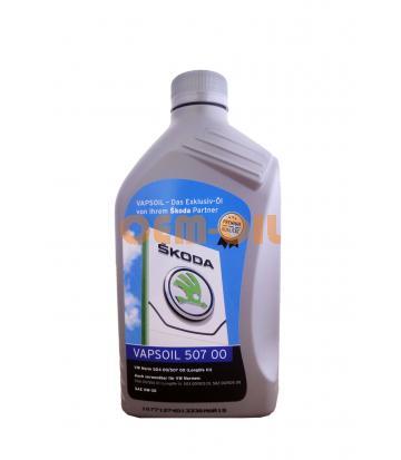 Моторное масло Vapsoil 50700/Skoda SAE 0W-30 (1л)