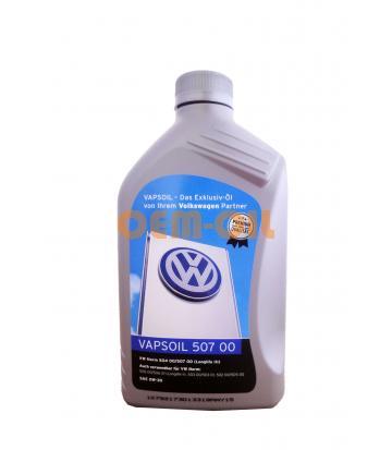 Моторное масло Vapsoil 50700/VW SAE 0W-30 (1л)