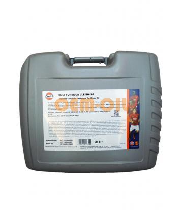 Моторное масло GULF Formula ULE SAE 5W-30 (20л)