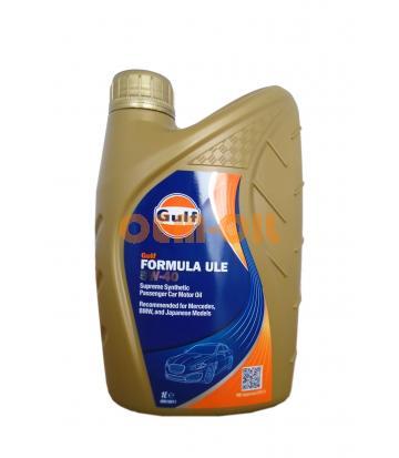 Моторное масло GULF Formula ULE SAE 5W-40 (1л)