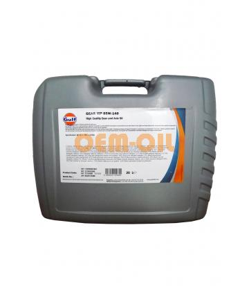 Трансмиссионное масло GULF Gear MP SAE 85W-140 (20л)