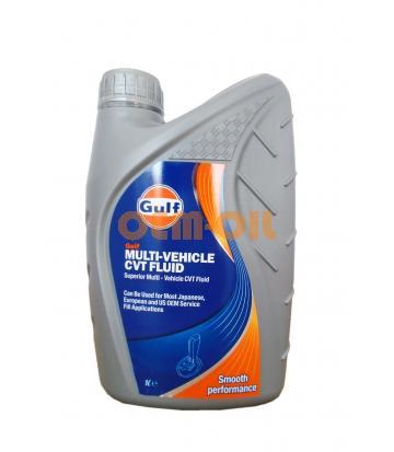 Трансмиссионное масло GULF Multi-Vehicle CVT Fluid (1л)