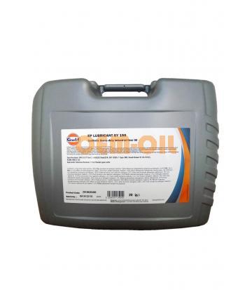 Редукторное масло GULF EP Lubricant SY 150 (20л)
