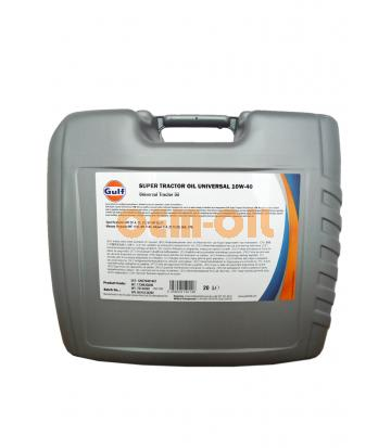 Моторное масло GULF Super Tractor Oil Universal SAE 10W-40 (20л)