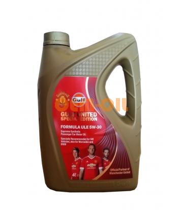 Моторное масло GULF Formula ULE SAE 5W-30 (4л)