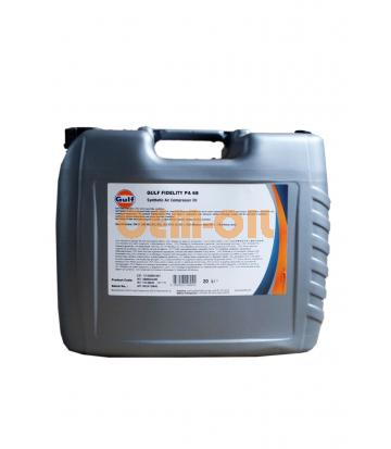 Компрессорное масло GULF Fidelity PA 68 (20л)