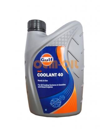 Антифриз GULF Coolant 40 (1л)