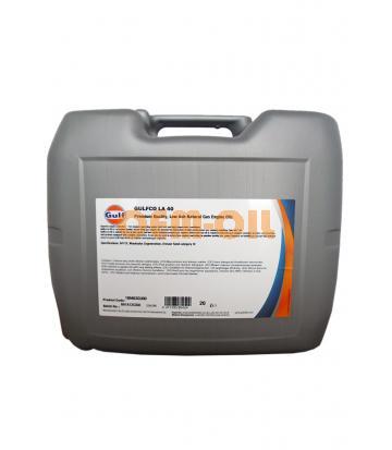 Моторное масло для газовых двигателей GULFCO LA 40 (20л)