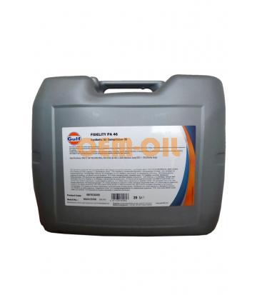 Компрессорное масло GULF Fidelity PA 46 (20л)