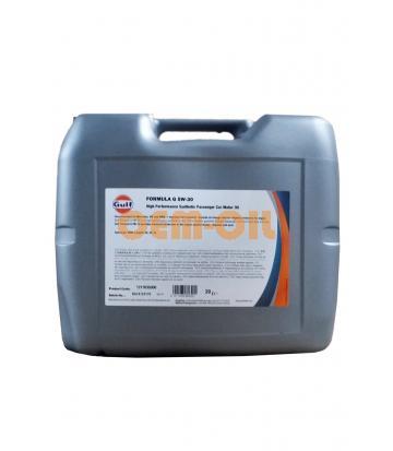 Моторное масло GULF Formula G SAE 5W-30 (20л)