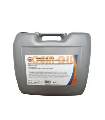Моторное масло GULF Superfleet ELD SAE 10W-40 (20л)