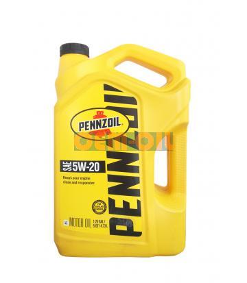 Моторное масло PENNZOIL SAE 5W-20 (4,73л)