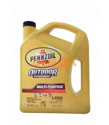 Моторное масло PENNZOIL Outdoor Multi-Purpose 2-Cycle (3,785л)