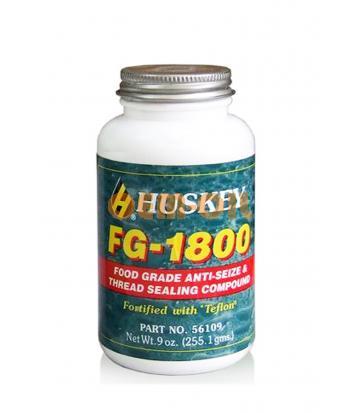 Паста пищевая HUSKEY FG-1800 FOOD GRADE ANTI-SEIZE & THREAD SEALING COMPOUND (255,1гр)