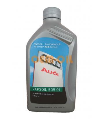 Моторное масло Vapsoil 505 01 SAE 5W-30 Audi (1л)