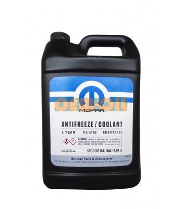 Антифриз концентрированный красный MOPAR Antifreeze/Coolant 5-year/Embittered (3,78л)