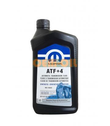Трансмиссионное масло MOPAR ATF+4 (0,946л)