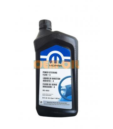 Жидкость для гидроусилителя MOPAR Power Steering Fluid+4 (0,946л)