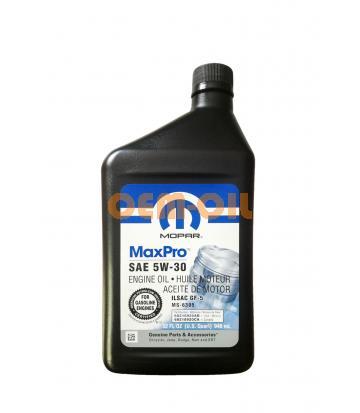 Моторное масло MOPAR SAE 5W-30 (0,946л)