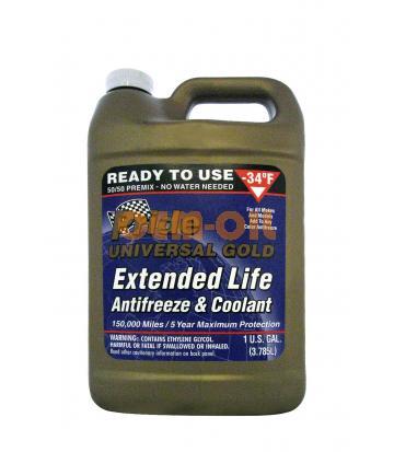 Антифриз PRIDE Universal Gold Antifreeze & Coolant 50/50 Premix (3,785л)