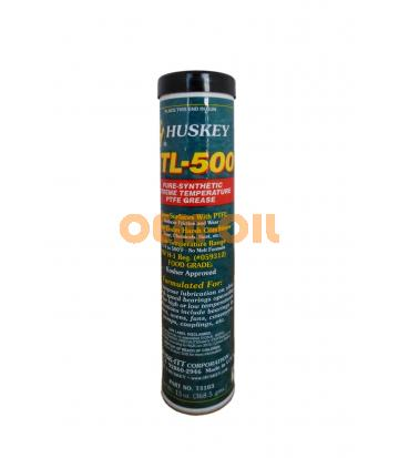 Смазка HUSKEY HTL-500 PURE-SYNTHETIC EXTREME TEMPERATURE PTFE GREASE (0.369кг)