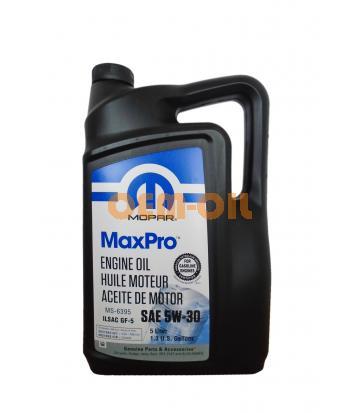 Моторное масло MOPAR SAE 5W-30 (5л)