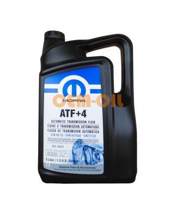 Трансмиссионное масло MOPAR ATF+4 (5л)
