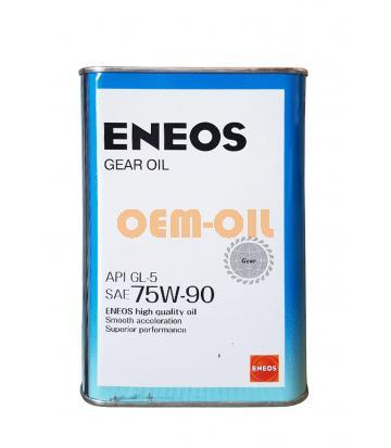 Трансмиссионное масло для МКПП ENEOS Gear GL-5 SAE 75W-90 (1л)