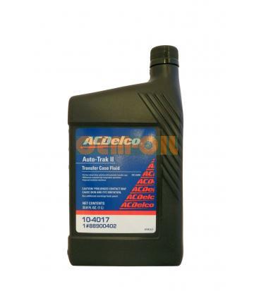 Трансмиссионное масло AC DELCO AUTO TRAK II (0,946л)