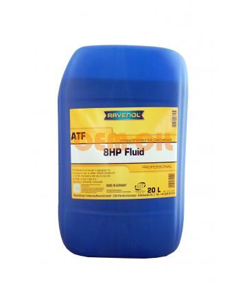 Трансмиссионное масло RAVENOL ATF 8 HP Fluid (20л) new