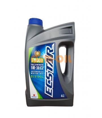Моторное масло SUZUKI Ecstar C2 Diesel Full Synth SAE 5W-30 (4л)