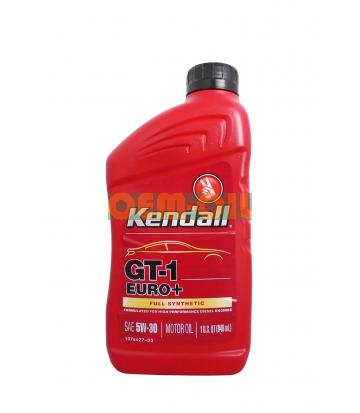 Моторное масло KENDALL GT-1® Euro+ Full Synthetic Motor Oil SAE 5W-30 (0,946л)
