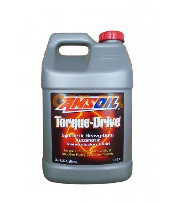 Трансмиссионное масло AMSOIL Torque-Drive Synthetic Automatic Transmission Fluid (ATF) (9,46л)*
