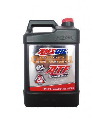 Трансмиссионное масло AMSOIL Signature Series Multi-Vehicle Synthetic Automatic Transmission Fluid (ATF) (3,78л)