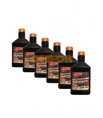 Набор AMSOIL Signature Series Synthetic Motor Oil SAE 0W-30 (0,946л) 5+1