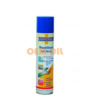Растворитель ржавчины RAVENOL Rostloeser MOS 2 (0,4л)