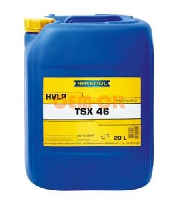 Гидравлическое масло RAVENOL Hydraulikoel TSX 46 (20л)