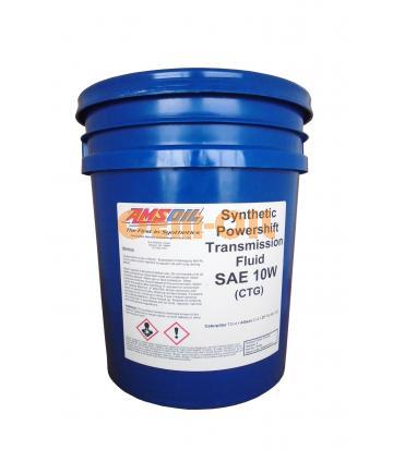 Трансмиссионное масло AMSOIL Synthetic Powershift Transmission Fluid SAE 10W (18,9л)*