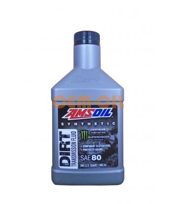 Трансмиссионное масло AMSOIL Synthetic Dirt Bike Transmission Fluid (0,946л)*