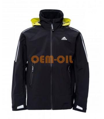Куртка мужская 3 слоя черная ADIDAS, разм. XS