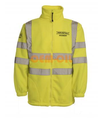 Куртка флисовая мужская «сигнальная» RAVENOL® COLLECTION