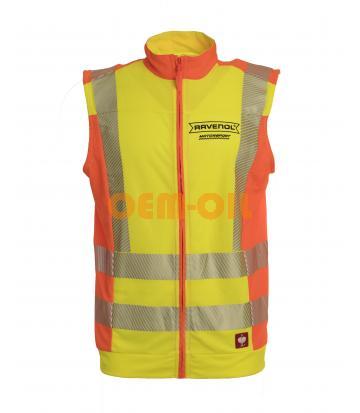 Куртка-жилет «сигнальная» e.s.motion 2020 RAVENOL® COLLECTION