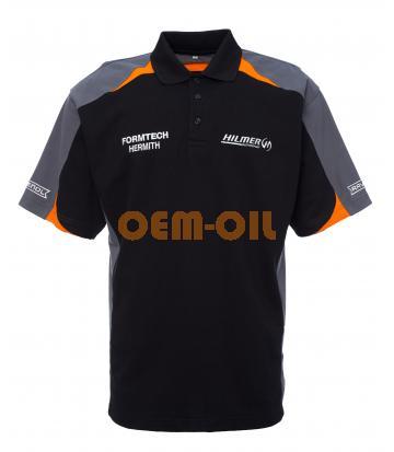 Мужская рубашка поло RAVENOL® COLLECTION Hilmer Motorsport