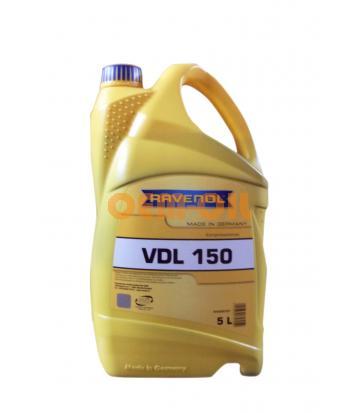 Компрессорное масло RAVENOL VDL 150 (5л) new